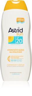 Astrid Sun хидратиращо мляко за тен SPF 20