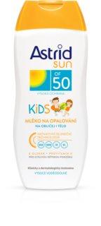 Astrid Sun Kids dětské mléko na opalování SPF 50