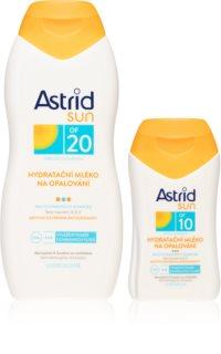 Astrid Sun coffret cosmétique solaire