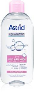 Astrid Aqua Biotic apă micelară 3 în 1 pentru piele uscata si sensibila