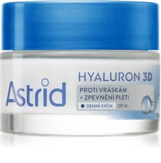 Astrid Hyaluron 3D интензивен хидратиращ крем против бръчки