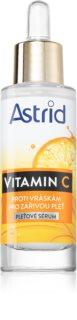 Astrid Vitamin C сыворотка против морщин для создания сияющей кожи