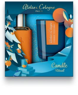Atelier Cologne Orange Sanguine σετ δώρου unisex