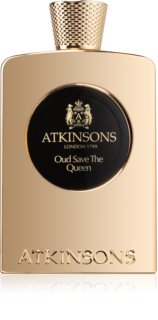 Atkinsons Oud Save The Queen eau de parfum da donna