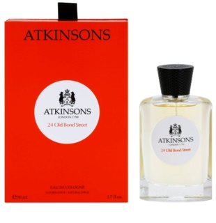 Atkinsons 24 Old Bond Street Eau de Cologne sample for Men