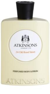 Atkinsons 24 Old Bond Street telové mlieko pre mužov