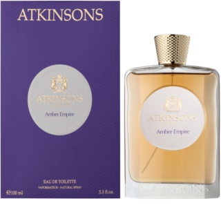 Atkinsons Amber Empire eau de toilette unisex