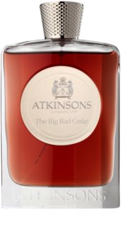 Atkinsons The Big Bad Cedar eau de parfum unissexo
