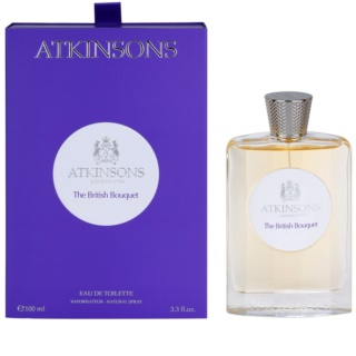 Atkinsons The British Bouquet eau de toilette unisex