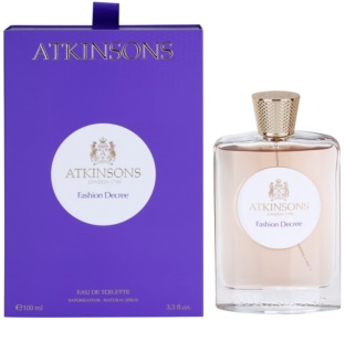 Atkinsons Fashion Decree eau de toilette da donna