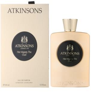 Atkinsons Her Majesty Oud eau de parfum pour femme