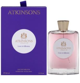 Atkinsons Love in Idleness eau de toilette sample for Women