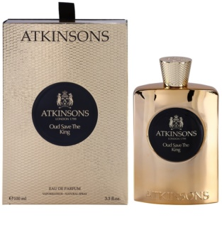 Atkinsons Oud Save The King eau de parfum uraknak