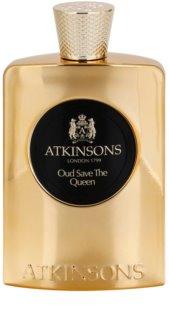 Atkinsons Oud Save The Queen Eau de Parfum for Women 100 ml