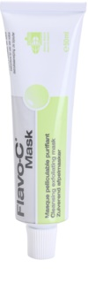 Auriga Flavo-C очищающая маска-пилинг для лица