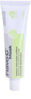 Auriga Flavo-C máscara facial de limpeza esfoliante