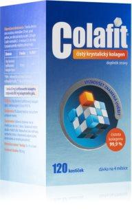 COLAFIT Čistý krystalický kolagen potravinový doplněk pro podporu zdraví pohybového aparátu