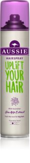 Aussie Uplift Your Hair Hairspray with Volume Effect