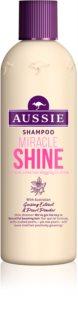 Aussie Miracle Shine shampoo per capelli opachi e stanchi