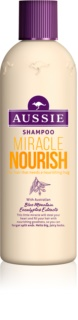Aussie Miracle Nourish Nourishing Shampoo for Hair