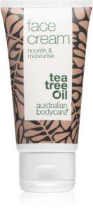 Australian Bodycare nourish & moisturise Kasvovoide Teepuu-uutteen Kanssa