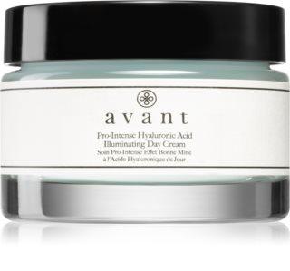 Avant Age Radiance Pro-Intense Hyaluronic Acid Illuminating Day Cream rozjasňujúci denný krém s protivráskovým účinkom