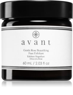 Avant Age Nutri-Revive Gentle Rose Beautifying Face Exfoliant jemný peeling pre rozjasnenie a vyhladenie pleti