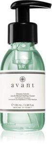 Avant Acne Defence Dynamic Salicylic Acne & Blemish Battling Cleanser tisztító gél a pattanásos bőr hibáira