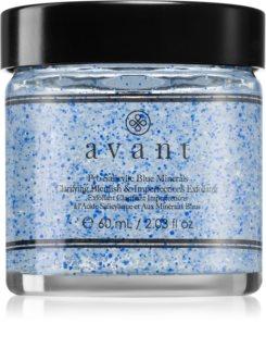 Avant Blemish Battling Pro Salicylic Blue Minerals Clarifying Blemish & Imperfections Exfoliator nježni piling za čišćenje za nepravilnosti na koži lica