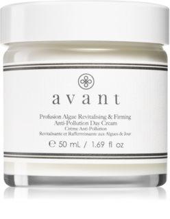 Avant Age Protect & UV Profusion Algae Revitalising & Firming Anti-Pollution Day Cream védő nappali krém a negatív környezeti hatások ellen lifting hatással