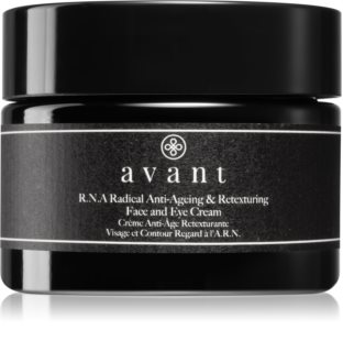 Avant Age Defy+ R.N.A Radical Anti-Ageing & Retexturing Face and Eye Cream blaga krema protiv bora za lice i područje oko očiju