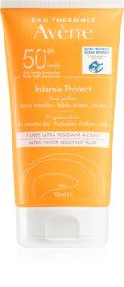 Avène Sun Intense Protect fluide protecteur peaux sensibles