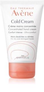 Avène Cold Cream kézkrém Száraz, nagyon száraz bőrre