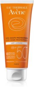 Avène Sun Sensitive Sun Body Lotion SPF 50+