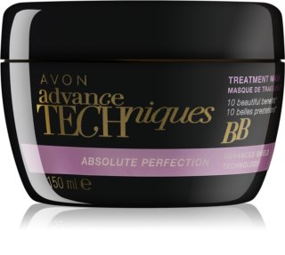 Avon Advance Techniques Absolute Perfection regeneračná maska na vlasy