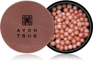Avon True Colour pérolas bronzeadoras