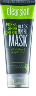 Avon Clearskin  Pore & Shine Control głęboko oczyszczająca maska - matująca