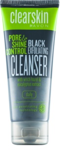 Avon Clearskin  Pore & Shine Control Exfoliating Face Cleanser