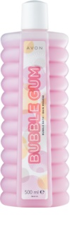 Avon Bubble Bath Bubble Gum  mousse pour le bain