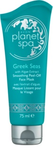 Avon Planet Spa Greek Seas Peel-off ansiktsmask med lindrande effekt