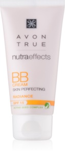 Avon True NutraEffects crema BB iluminadora SPF 15