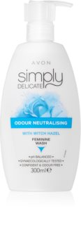 Avon Simply Delicate Gel for Intimate Hygiene