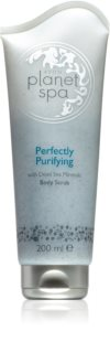 Avon Planet Spa Perfectly Purifying scrub corpo con minerali del Mar Morto