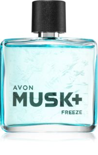 Avon Musk Freeze Eau de Toilette for Men