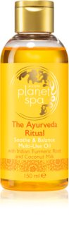 Avon Planet Spa The Ayurveda Ritual успокояващо масло за тяло и коса