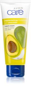 Avon Care feuchtigkeitsspendende Creme für die Hände mit Avokado