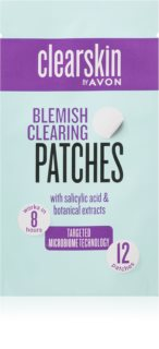 Avon Clearskin  Blemish Clearing Patches for Problematic Skin to Treat Acne