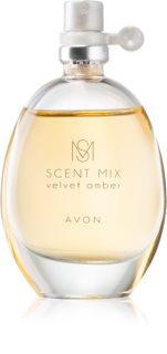 Avon Scent Mix Velvet Amber toaletná voda pre ženy