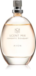 Avon Scent Mix Romantic Bouquet eau de toilette da donna