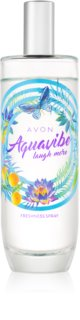 Avon Aquavibe Laugh More pršilo za telo za ženske